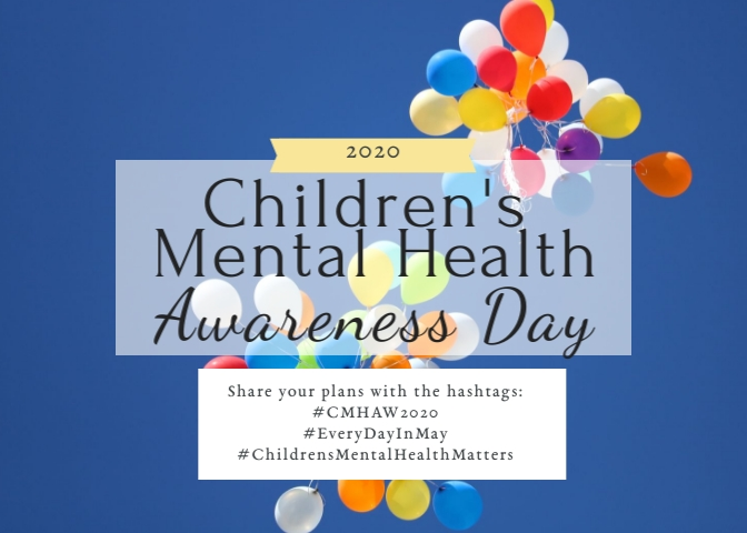 Image National Children's Mental Health Awareness Day
