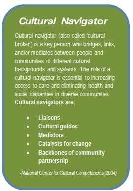 what is a cultural nav